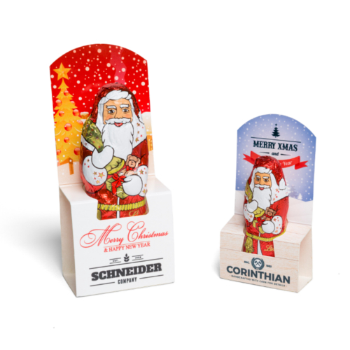 Lindt Chocolate Santa Claus
